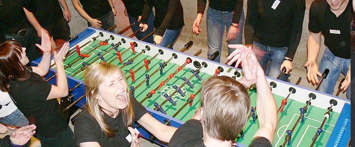 Fußball Module