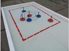 Fun Curling Eisstockschießen mieten