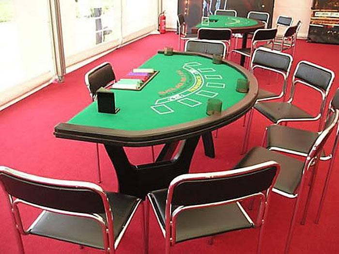 Blackjack mieten