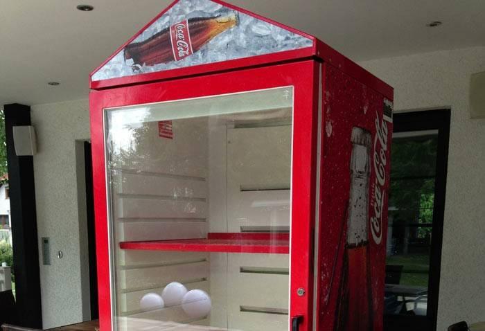 Retro Kühlschrank Mieten : Kühlschrank cola # deptis.com u003e inspirierendes design für wohnmöbel