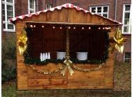 Weihnachtsmarktstand leihen