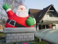 Luft - Weihnachtsmann