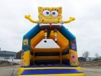 Hüpfburg Sponge