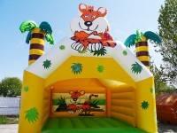 Hüpfburg Sweet Tiger
