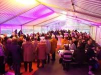 Mieterfest Zelt