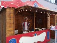 Nostalgie Markthütte mieten berlin