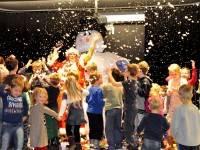 Kinder Weihnachtsshow Pipeline