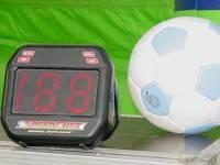 Fußball Radargerät
