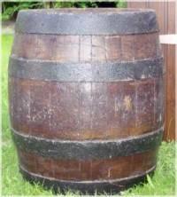 Whiskeyfässer