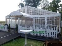 Terrasse für Festzelt (Fußbodenerweiterung)