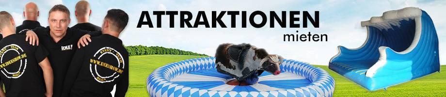 Attraktionen mieten für Berlin und Brandenburg